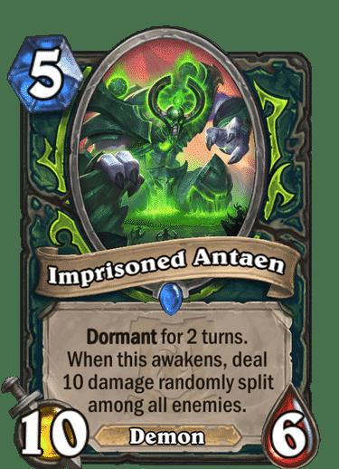 Imprisoned Antaen HQ