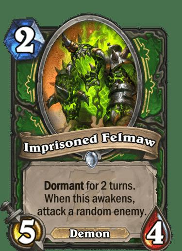 Imprisoned Felmaw HQ
