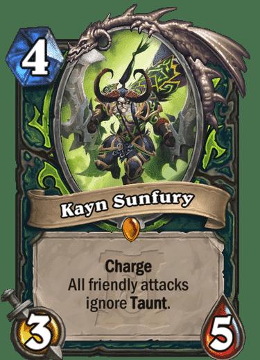 Kayn Sunfury HQ