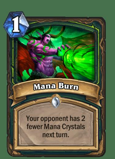 Mana Burn HQ