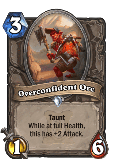 Overconfident Orc HQ