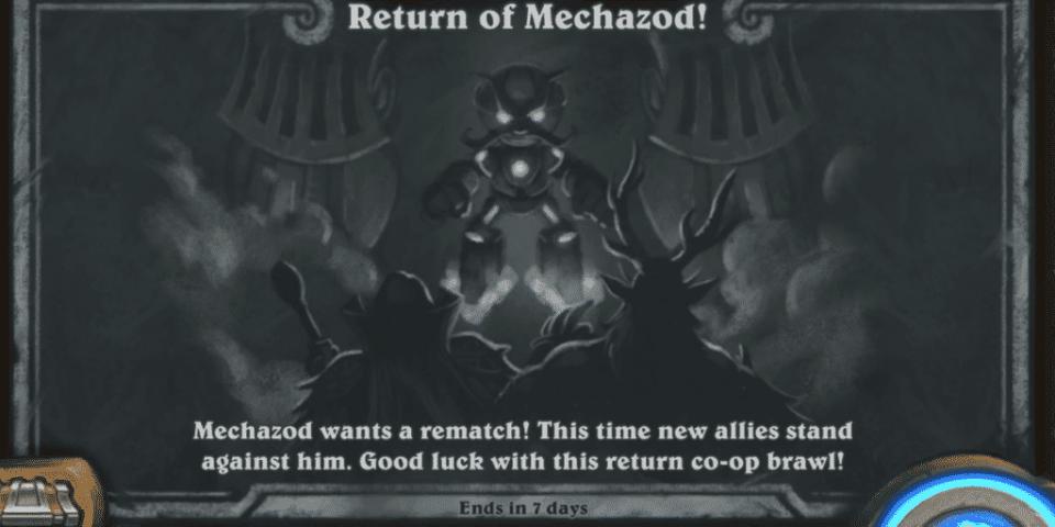 Return of Mechazod! (Twitter)