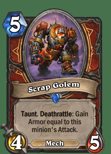 Scrap Golem HQ