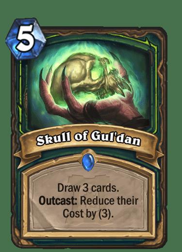 Skull of Gul'dan HQ