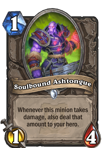Soulbound Ashtongue HQ