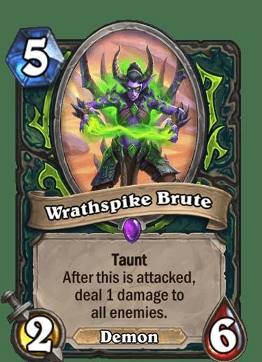 Wrathspike Brute HQ