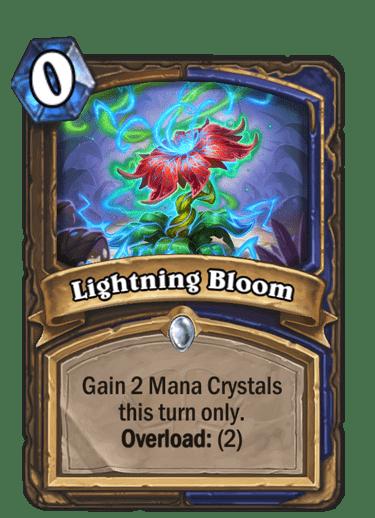 Lightning Bloom