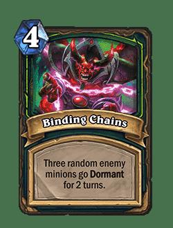 Binding Chains
