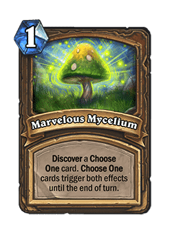 Marvelous Mycelium