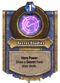 Secret Studies