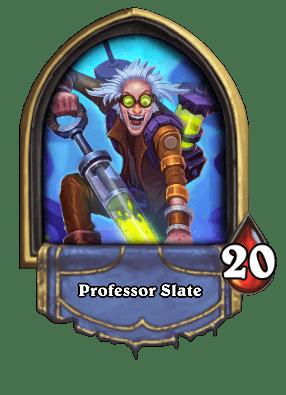Hunter - Professor Slate