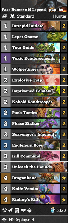 Face Hunter #19 Legend - pun_hs