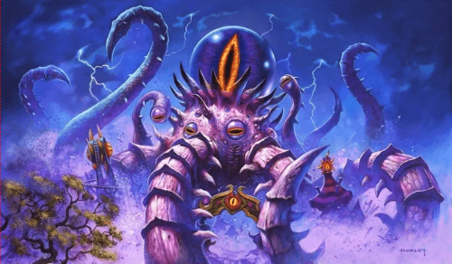 Hearthstone releasing Darkmoon Races mini-set January 21