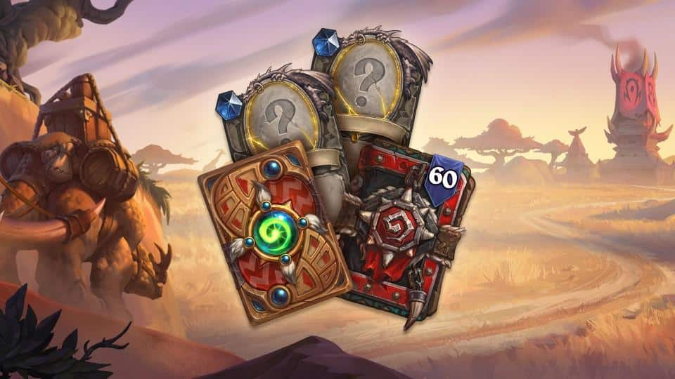 """""""Forged in the Barrens"""" is Hearthstone newest Expansion"""