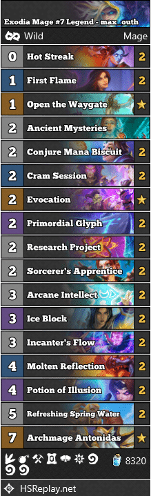 Exodia Mage #7 Legend - max_outh