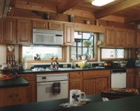 Hearthstone Log and Timber Frame Homes: Gallery (Timber Frame)
