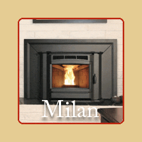New for 2016 - Milan Pellet Insert by Enviro