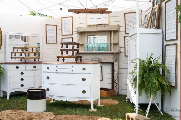 Vintage Market at The White Brick House