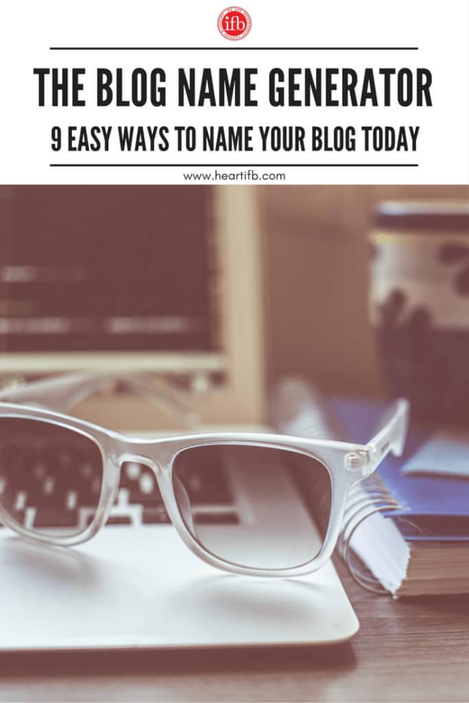 139 Fashion Blog Name Ideas Free