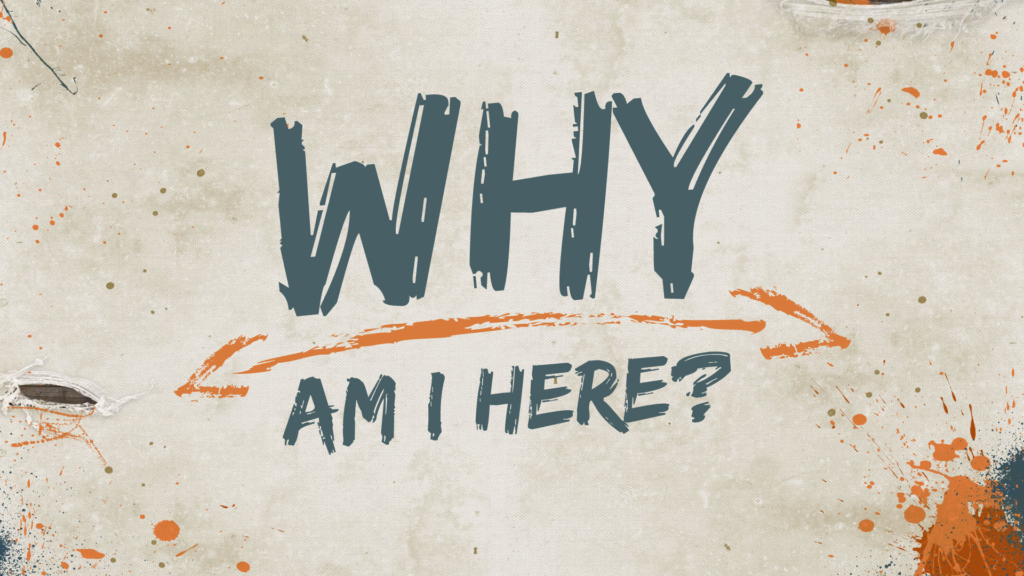 Why Am I Here? Series