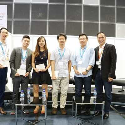 Heartland Boy Featured At Invest Fair 2017 Singapore