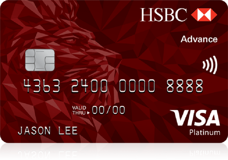 Is HSBC Advance Credit Card A Better Cashback Card? • Heartland Boy