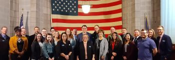 Scottsbluff Leadership students travel to Lincoln