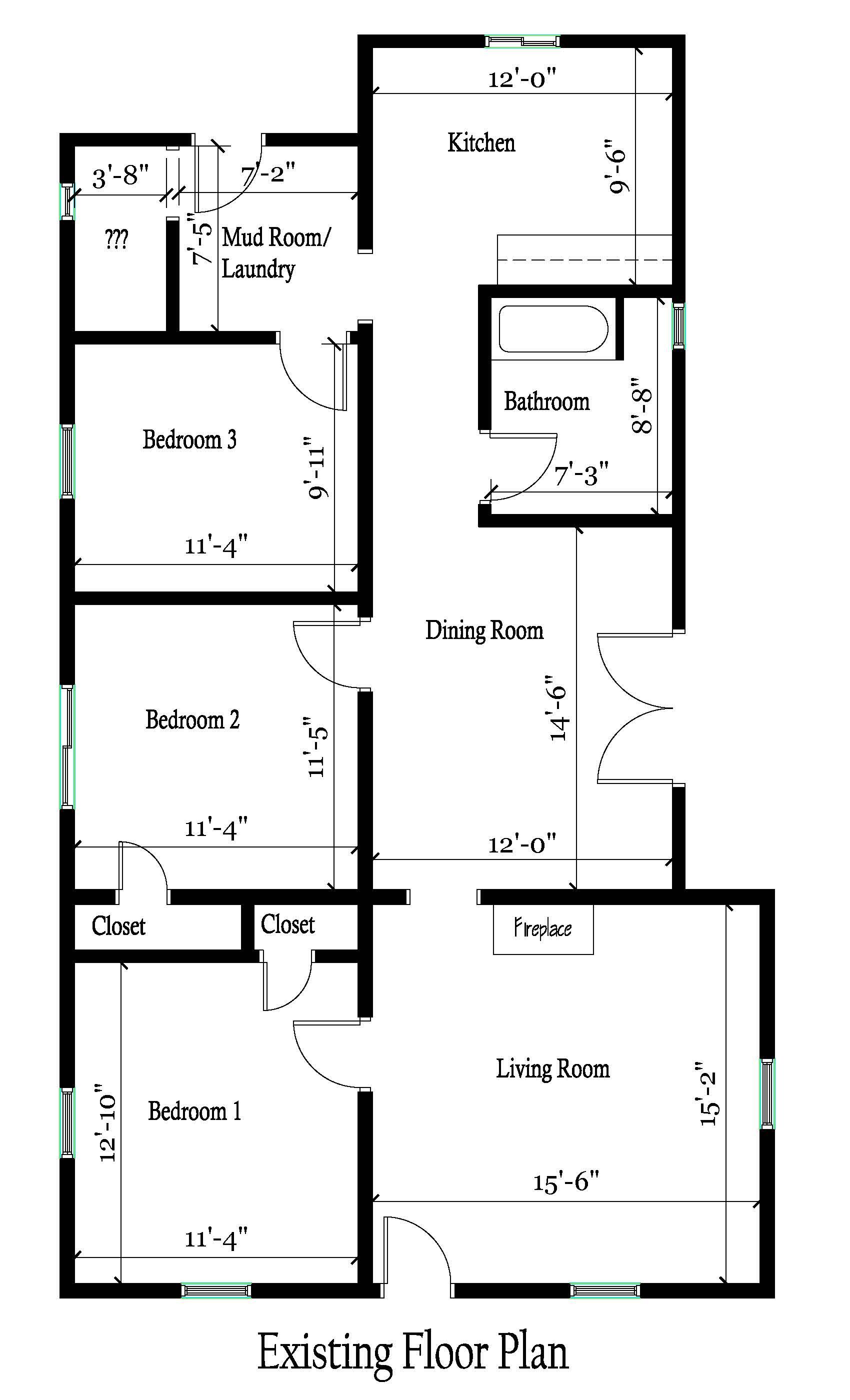 Floor Plans Remix