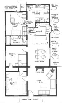 Floor plans: Remix!