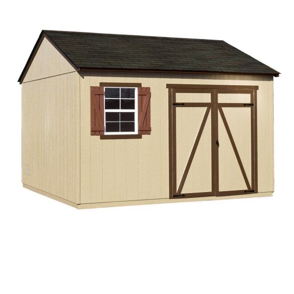 Heartland Gentry Shed - Year of Clean Water