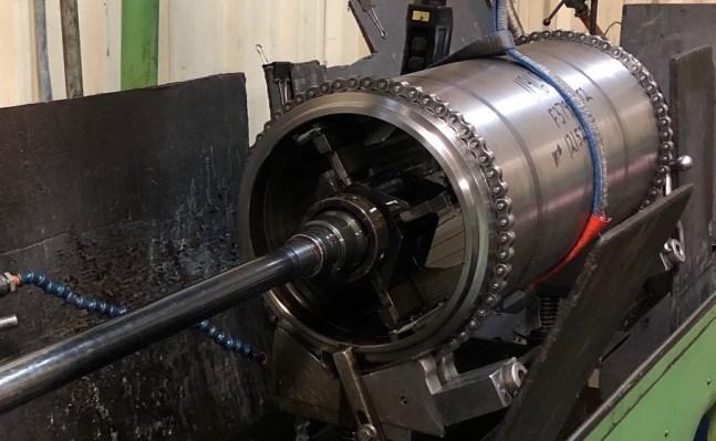 precision metal honing