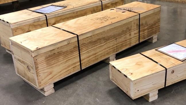 CNC machining liners
