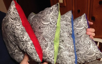 Meet the Makers: Pandemonium Pillows