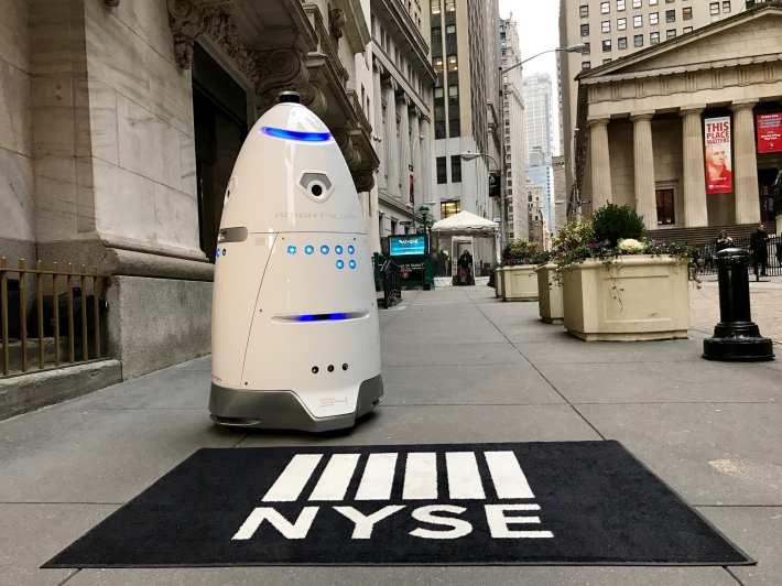 K5+NYSE Knightscope