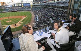 Chicago White Sox Ed Farmer