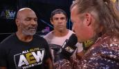 AEW Mike Tyson Chris Jericho