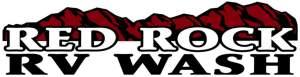 Red Rock RV Wash Logo