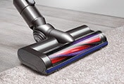 Dyson Cordless Vacuum Featured on Road Warrior
