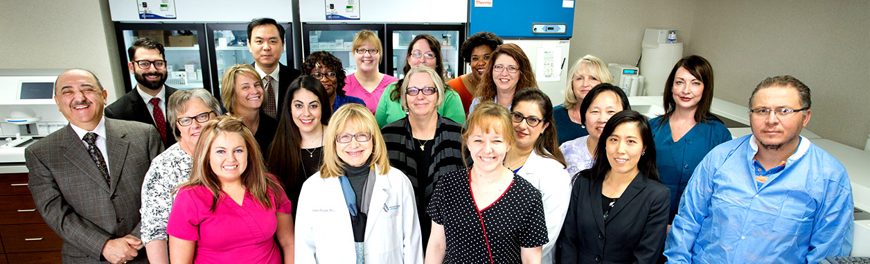 Meet the heartland pathology team