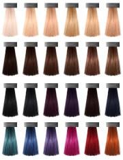 hair colors heartless
