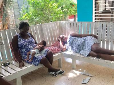 Maternity Center remains an oasis of peace for mamas and their babies