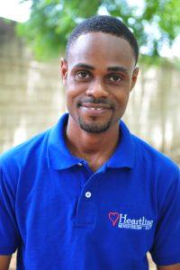 Moise Heartline Ministries Discipleship and Outreach team leader