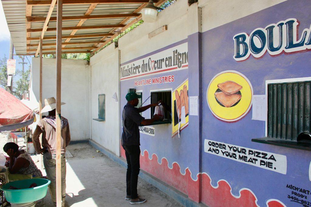 Port au Prince Haiti business and employment - Heartline Ministries Bakery