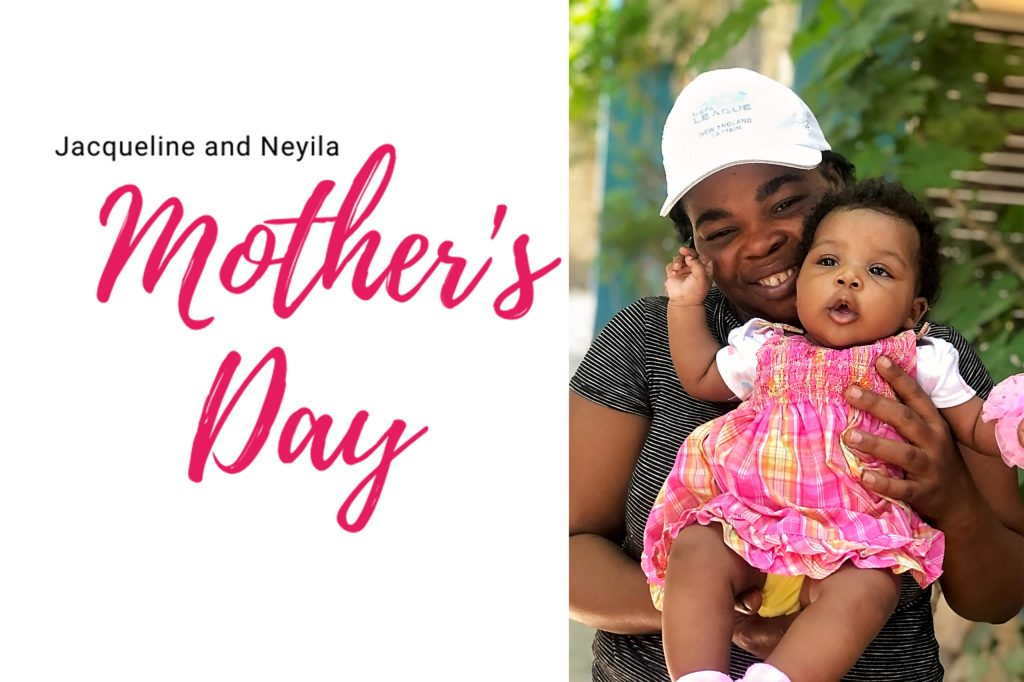 Mother's Day: Jacqueline's Story
