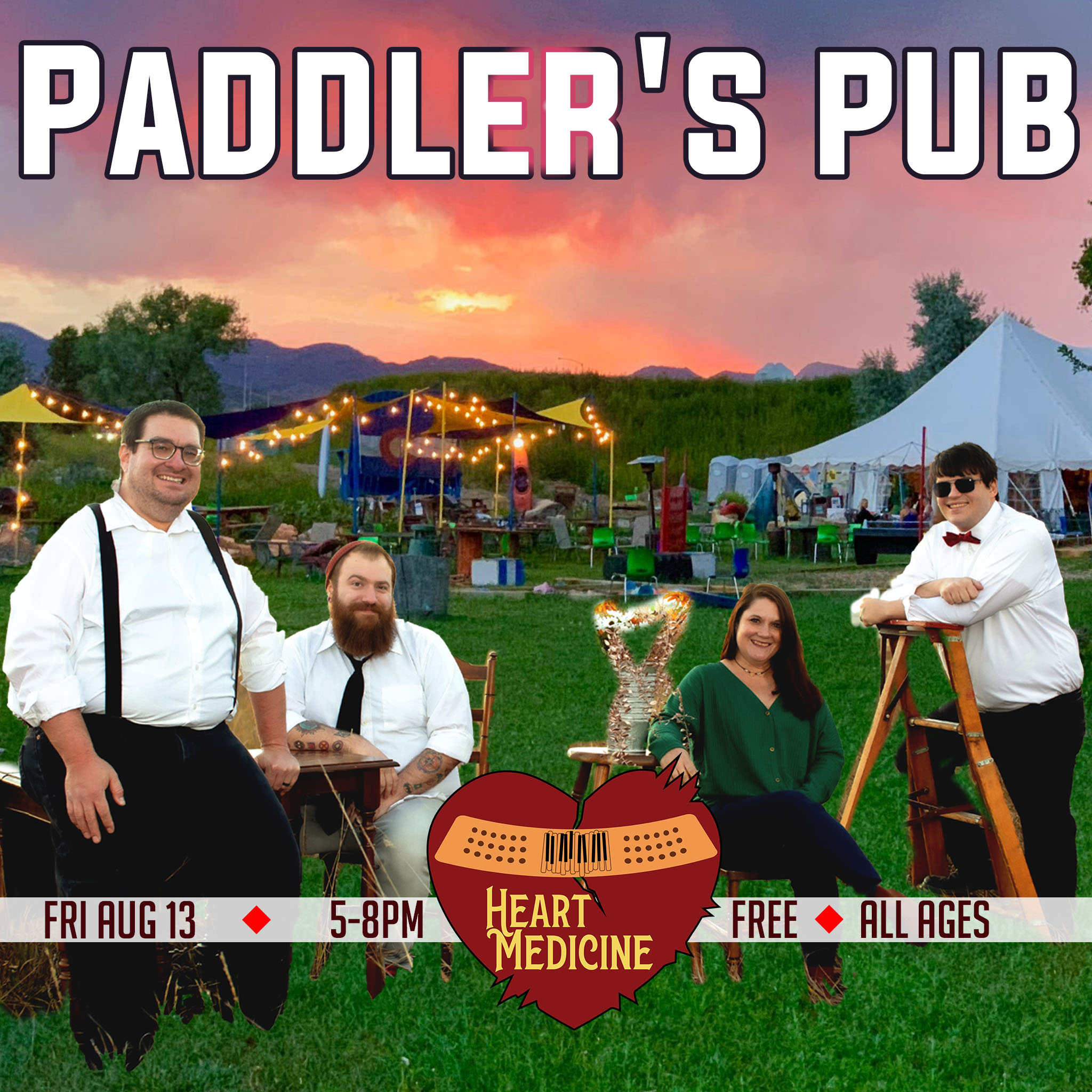 Paddler's Pub Party