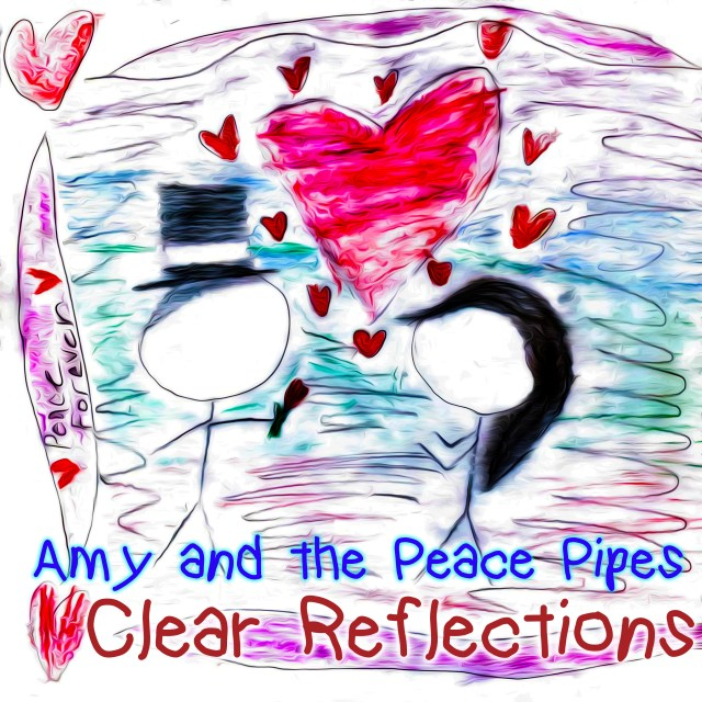 Clear Reflections Single Cover