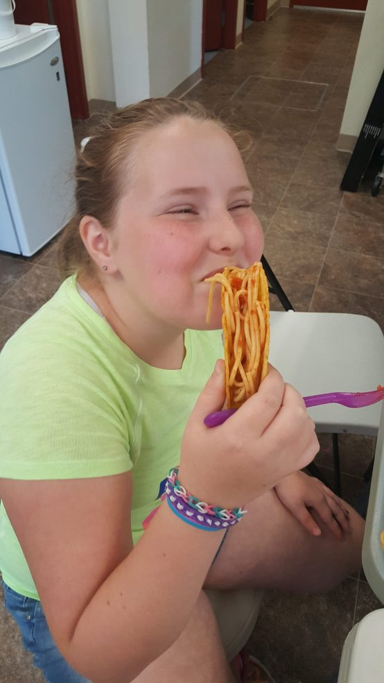 Spaghetti Tacos? Why not!