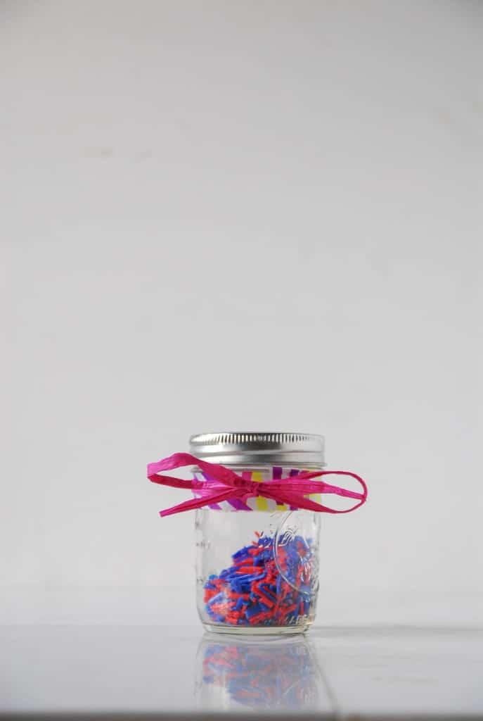 Kitchen DIY: Homemade Vegan Sprinkles//heartofabaker.com