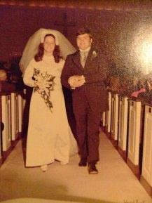 Max marries Helen S. Youngblood in Dec. 1971