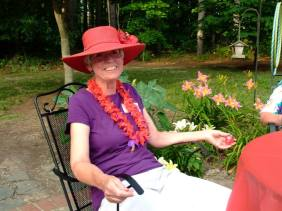 Royal Diva, Carol Rafferty